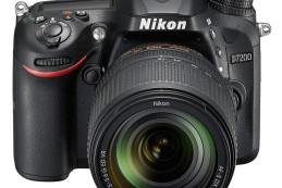 Компания Nikon показала камеру D7200