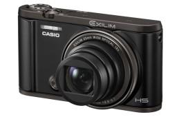 Компания Casio анонсировала два компактных фотоаппарата начального уровня