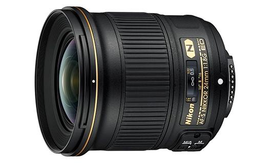 Nikon постепенно расширяет парк оптики для своих полнокадровых камер