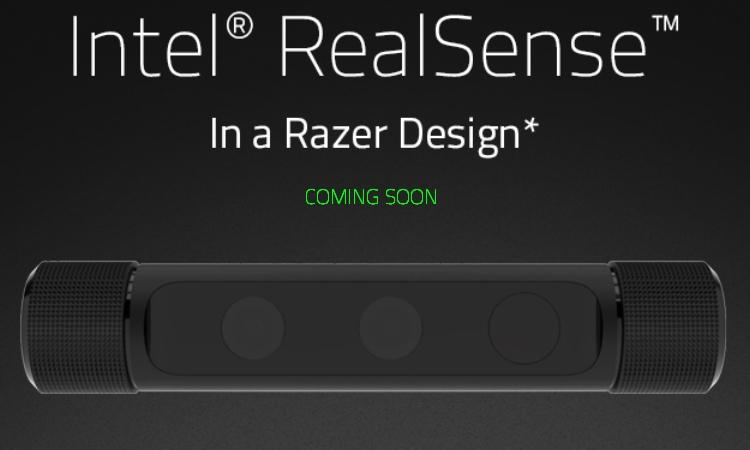 Компания Razer сообщила о намерении вывести на рынок камеру, использующую технологию Intel RealSense