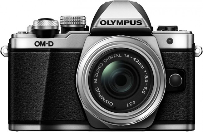Компания Olympus представила новую беззеркальную камеру со сменной оптикой серии OM-D