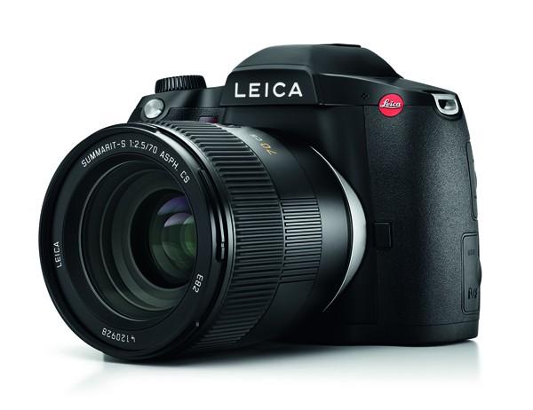 Leica Camera объявила о выпуске среднеформатной зеркальной камеры — Leica S (Type 007)