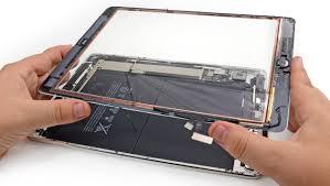 Замена стекла в iPad mini
