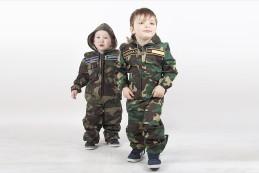Детская одежда цвета хаки – модный выбор для ваших малышей