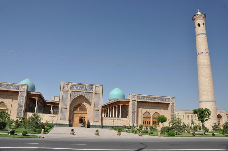 Узбекистан: Город хлебный