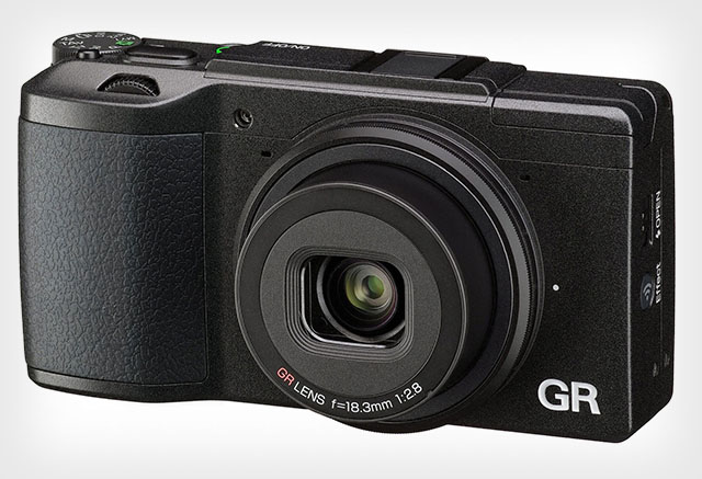 Компания Ricoh анонсировала компактную камеру GR II