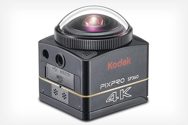 Компания JK Imaging анонсировала новинку в линейке экшн-камер