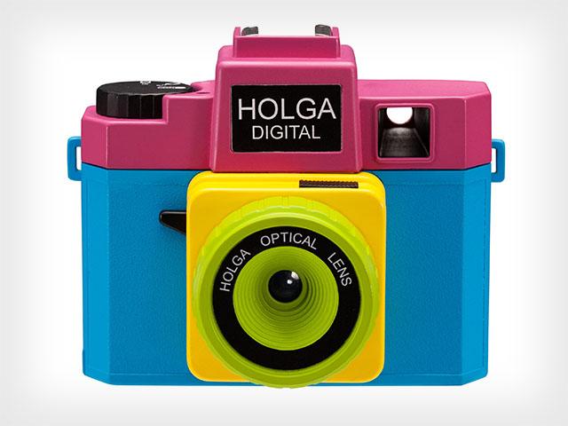 Компания Holga Digital планирует запустить новую фотосистему цифровых камер
