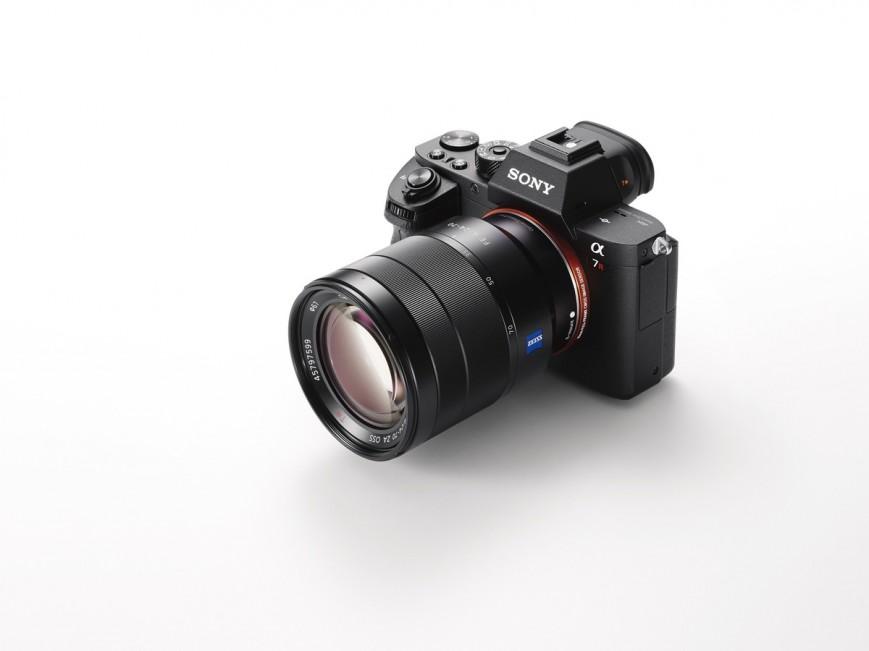 Компания Sony объявила о дополнительной функции для новых фотокамер серии α