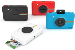 Любопытную новинку под названием Snap представила компания Polaroid на выставке IFA 2015