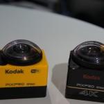 На выставке IFA 2015 в Берлине дебютировала экшен-камера Kodak Pixpro SP360-4K