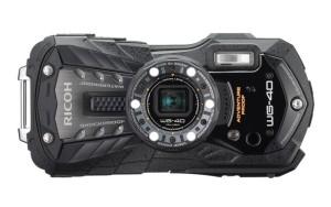 Компания Ricoh представила компактный фотоаппарат повышенной прочности WG-40