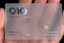 Визитная карточка – лицо фирмы