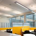 Правильное офисное освещение