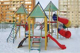 Оборудование детских игровых площадок