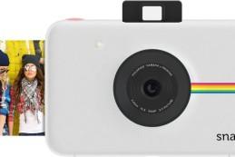 Компания Polaroid сообщила о поступлении в продажу камеры Polaroid Snap с возможностью мгновенной печати фотографий