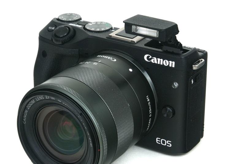 Компания Canon в ближайшее время намерена активно развивать направление беззеркальных фотоаппаратов со сменной оптикой