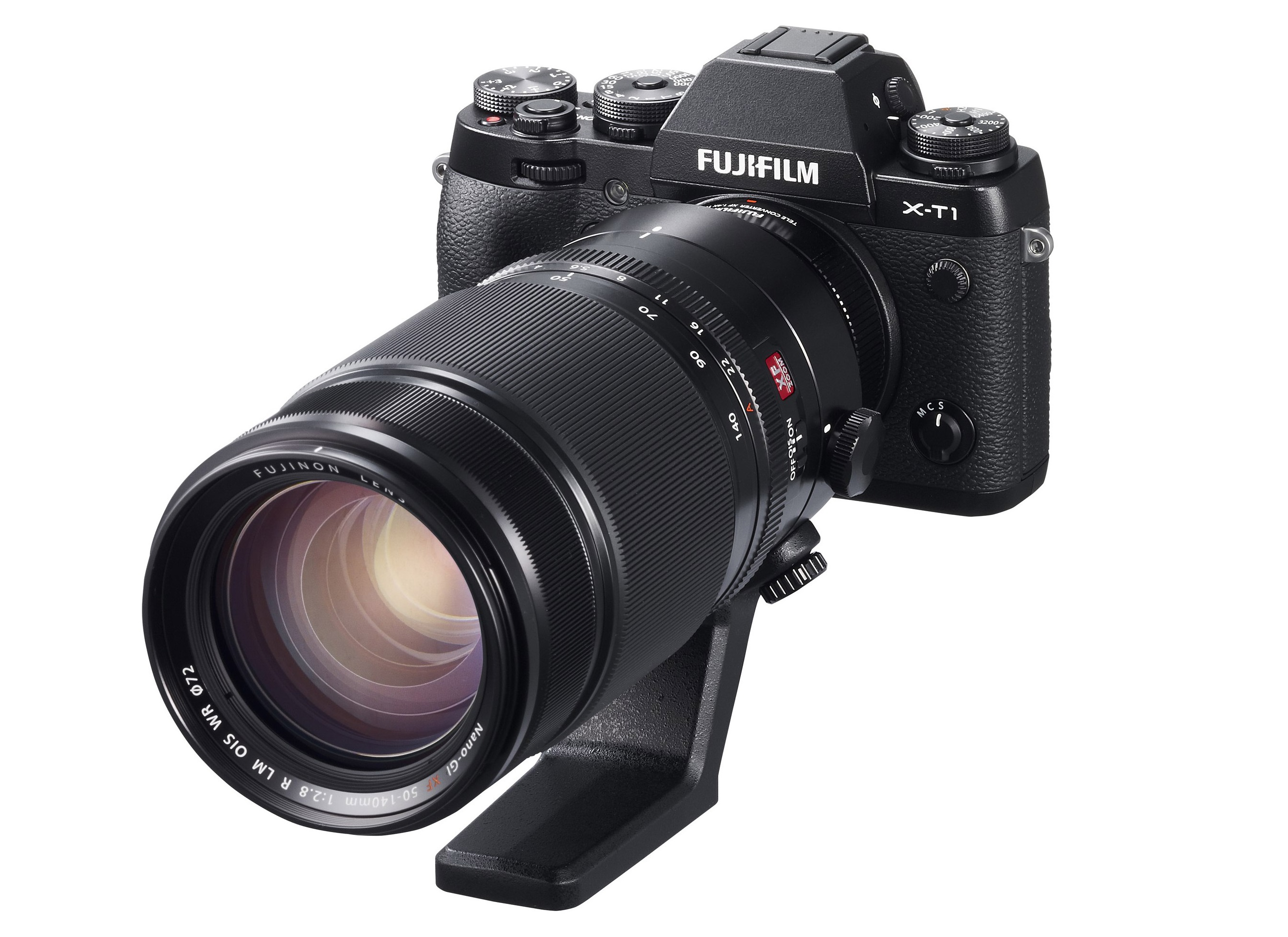 Fujifilm объявляет о выпуске телеконвертера Fujinon XF1.4X TC WR