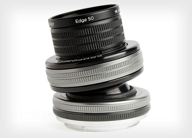 Объектив с фиксированным фокусным расстоянием 50 мм — Composer Pro II с оптикой Edge 50