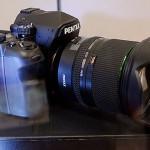 Опубликован снимок, на котором запечатлена камера Pentax, которую компания Ricoh Imaging, обещает выпустить весной 2016 года