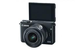 Камера Canon EOS M10 представлена официально