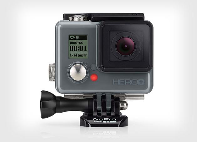 Выпущена еще одна недорогая камера HERO+