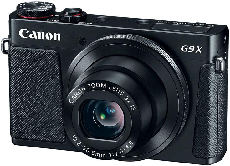 Canon представляет PowerShot G5 X и PowerShot G9 X