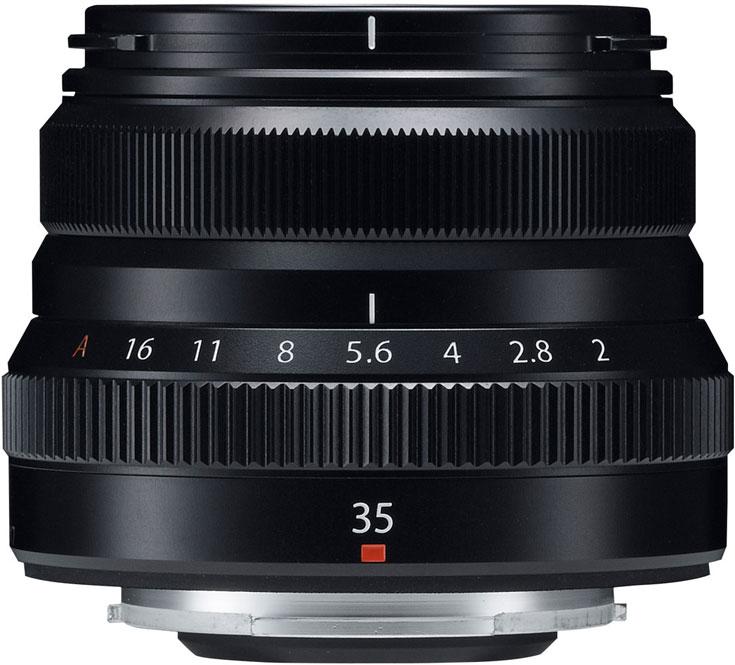 В преддверии выставки PhotoPlus International Expo, Fujifilm представила объектив Fujinon XF35mmF2 R WR для камер с креплением Fujifilm X