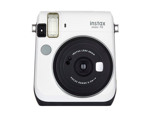 Компания Fujifilm анонсировала выпуск модели Instax Mini 70