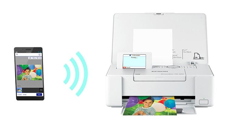 Компания Epson выпустила компактный принтер PictureMate PM-400