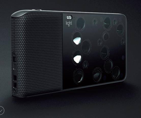 В ходе конференции Code/Mobile стартап-компания Light анонсировала «мультдиафрагменную вычислительную камеру» L16