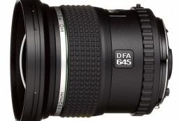 Компания Ricoh Imaging анонсировала объектив HD Pentax-D FA645 35mm F3.5 AL [IF]