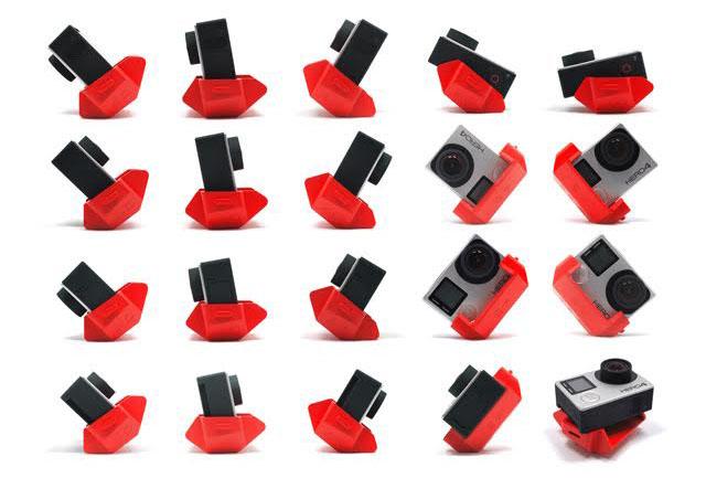 SLOPES – стенд-многогранник для камер GoPro
