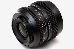 Гонконгская компания SLR Magic объявила о выходе объектива CINE 50mm F1.1 для байонета Sony E