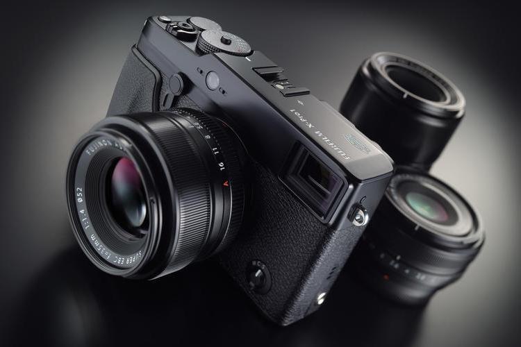 Компания Fujifilm показала характеристики камеры X-Pro2