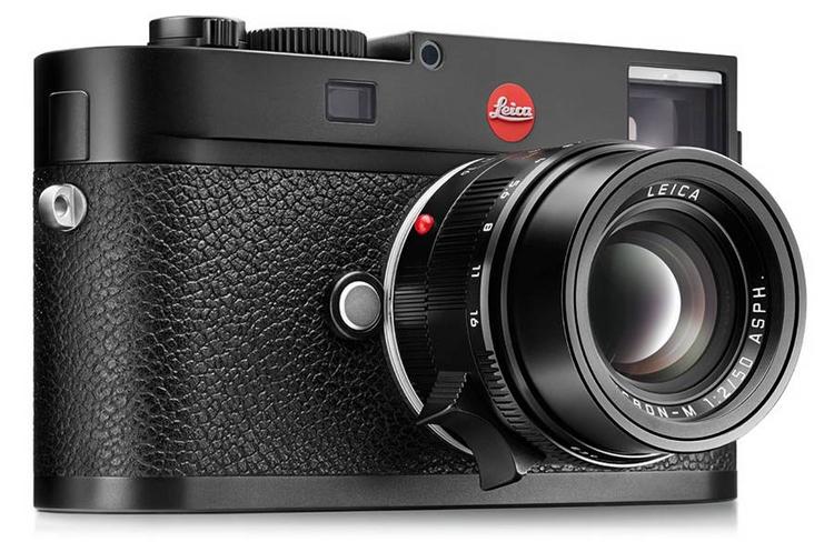 Компания Leica представила дальномерный системный фотоаппарат M (Typ 262)