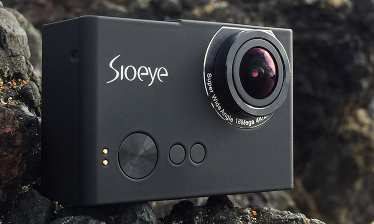 На краудфандинговой площадке дебютировал проект любопытной экшен-камеры под названием Sioeye Iris4G