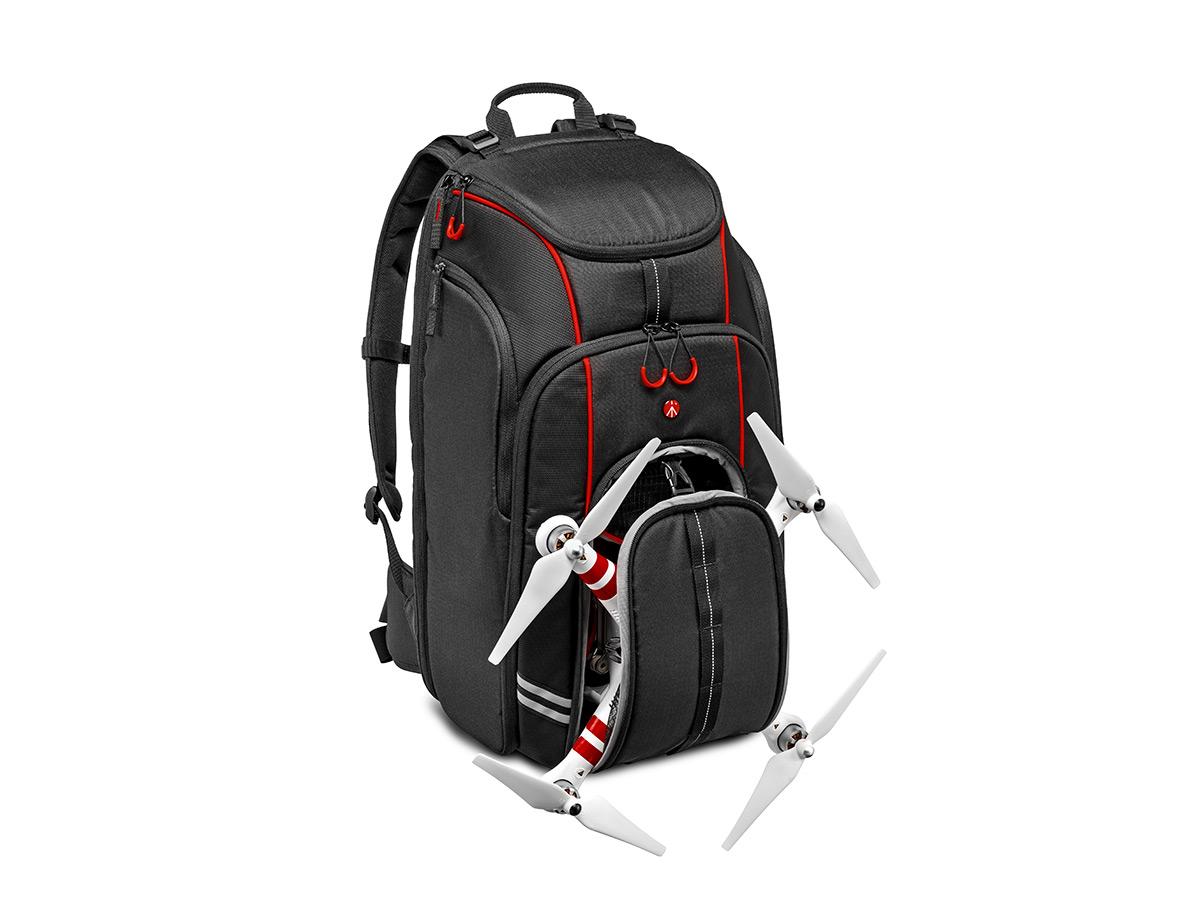 Компания Manfrotto представила новую линейку рюкзаков, разработанных с учетом нужд фотографов