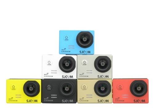 Компания SJCAM дополнила свой модельный ряд камерой SJ5000X Elite