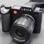 Компания Leica представила новую высококлассную беззеркальную камеру со сменной оптикой — SL (Typ-601)