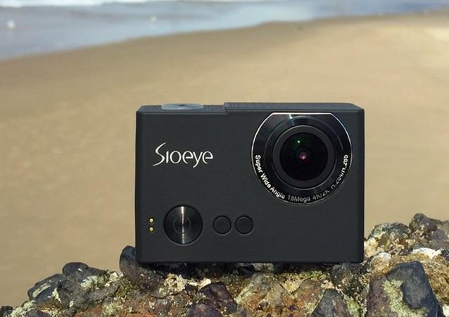 Компания Sioeye показала камеру Iris4G