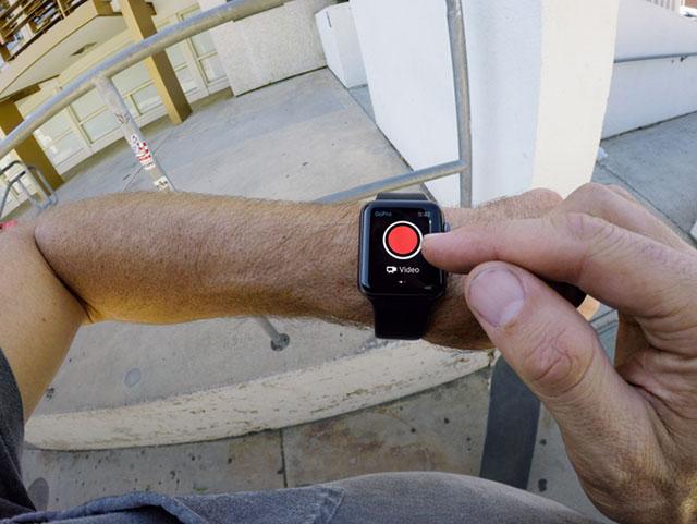 Обновленное приложение GoPro превращает Apple Watch в пульт управления экшн-камерами