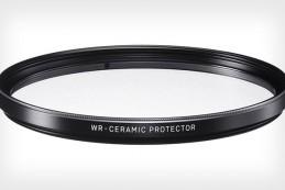 Sigma анонсировала Ceramic Protector – защитный фильтр, впервые в мире сделанный из прозрачной стеклокерамики