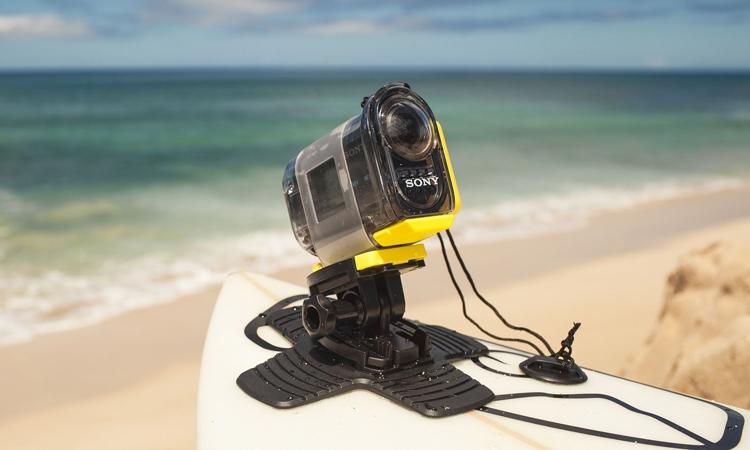 Компания Sony готовит экшен-камеру с поддержкой видео Full HD/60p