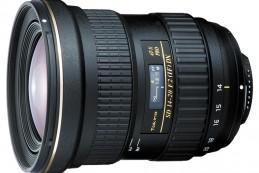 Компания Tokina анонсировала объектив AT-X 14–20 F2 PRO DX