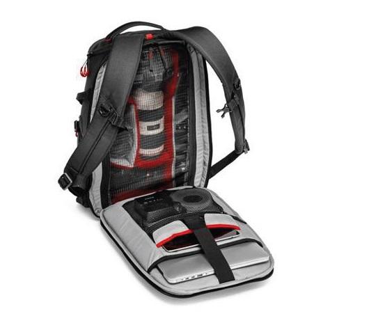 Рюкзак Pro Light RedBee-210 Backpack является многофункциональным решением для профессиональных фотографов