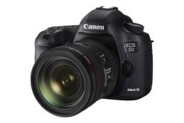 Canon EOS 5D Mark IV получит полнокадровый датчик изображения с 28 млн пикселей