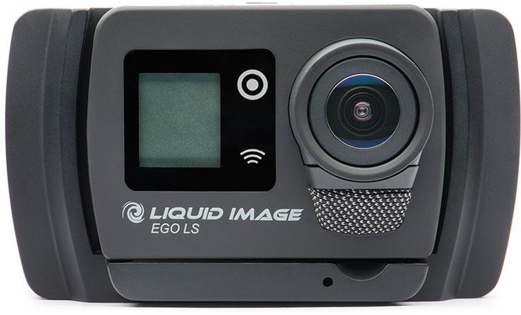Компания Liquid Image объявила о начале поставок носимых камер Ego LS 800