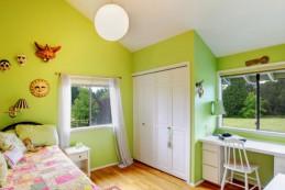 Какой цвет выбрать для детской комнаты?