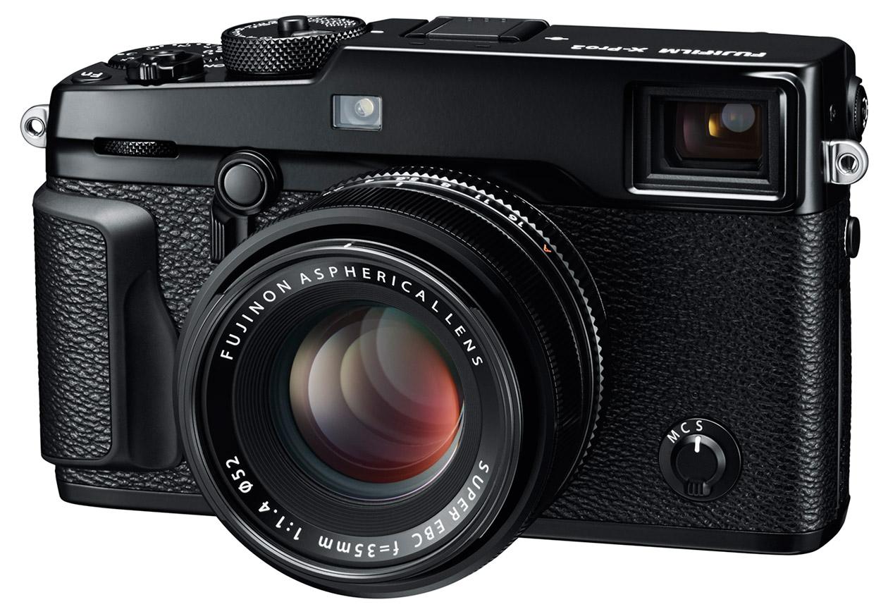 Компания Fujifilm анонсировала модель X-Pro2